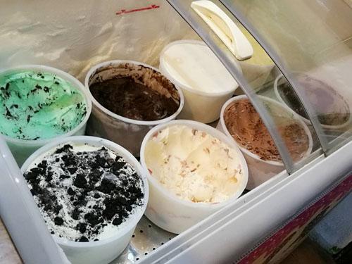 ไอศกรีม ขายส่ง